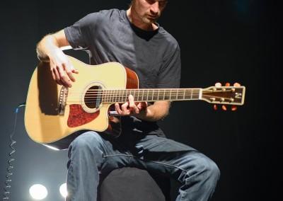 Guitare, Mat, tournage de Dragon - Bruno Férignac