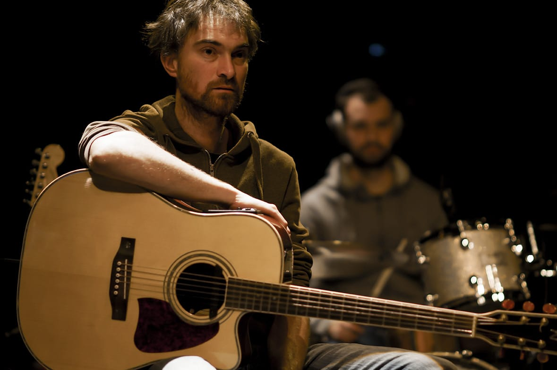 Guitare, Mat - Axel Stringhetta