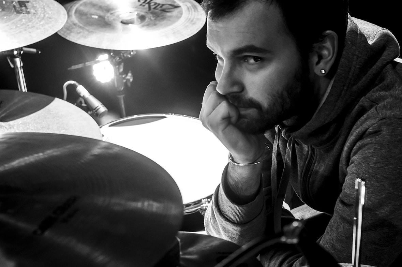 Drummer Antoine